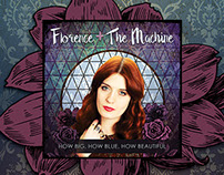 CD ReDesign Project | Florence + The Machine