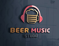 Beer Music Logo