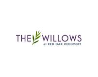 The Willows Logo Design