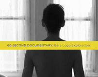 60 Second Documentary: Bare Logo Exploration
