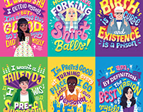 The Good Place Posters