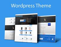 Almagiccompany - Wordpress theme