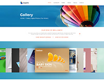 Insights marketing agency WEBSITE 3