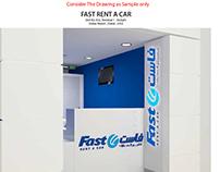 Fast Rent A Car Dubai Airport ,U.A.E