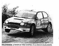 Alegrías en el Rally Argentino: Primeros tres triunfos