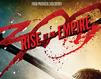 300 RISE OF AN EMPIRE INFOGRAPHIC