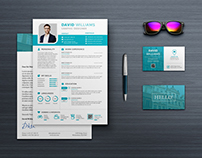 Ultimate Job Seeker Vol. 2: CV, Business Card Templates