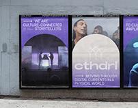 cthdrl — Brand Identity