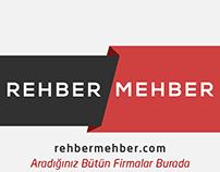 rehbermehber.com logo çalışması & sosyal medya yönetimi