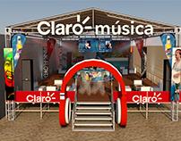 Stand Claro Musica para Verano 2016