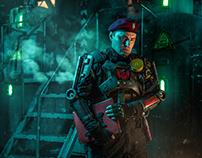 Herous of MSK 2048