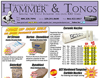 May-July Monument Sales 2014 Granite City Tool Flyer