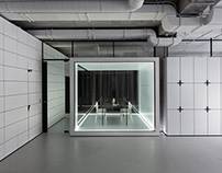 OFFICE IN KYIV / SOESTHETIC GROUP