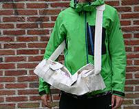 Textile Laundry Bag