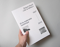 Robert Musil, et la matérialité numérique