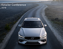 Retailer Conference Designs for Major Auto Company
