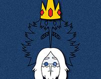 Behind the Crown