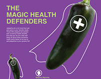 DSGD 100 | Jalapeño Health Benefits Poster