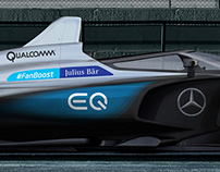 FIA Formula E – Season 5 Concept Liveries