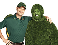 Weed Man BFF Campaign