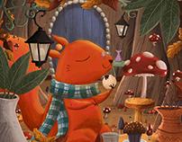 Squirrel Café