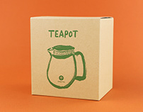 Ippodo Teapot