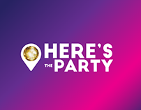 Branding Project: Here's The Party
