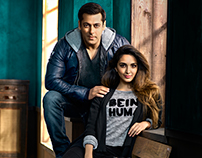 Being Human - Autumn Winter 2015 Salman Khan & Kiara