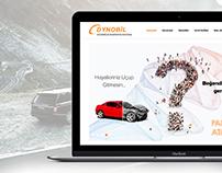 Dynobil Auto Expert - Corporate Web Site Design