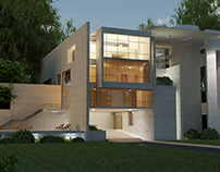 DESIGN FOR RESIDENCE DUPLEX HOUSE