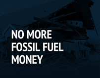 Is your favorite candidate taking fossil fuel money?