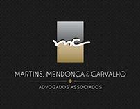 Site institucional MM&C Advogados