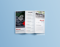 Sherreti Rent a Car - Brochure Re-design