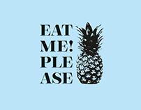 Vegan food blog / Logo / Website / Photos