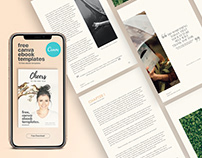 Free Canva eBook Templates
