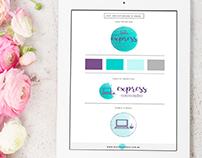 Cliente: Express Comunicações Branding e Site