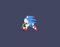Sonic loading loop