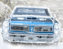 3D Car CGI