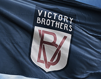 Victory Brothers: Illustrations & Branding