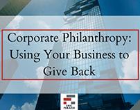Corporate Philanthropy | Eric Perardi