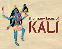The Many Faces of Kali: Infographic