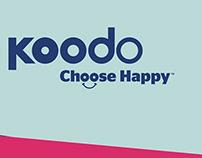 Koodo Shock-Free Data