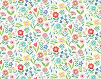 Folk Floral Bedlinen