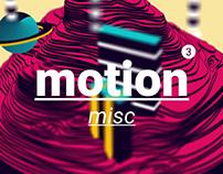 motion 3 - misc