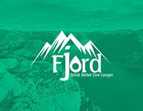 Fjord Water Logo Design