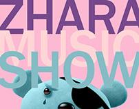 ZHARA MUSIC SHOW
