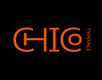 CHICO - FREE WIDE SANS SERIF DISPLAY FONT