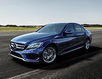 Mercedes Benz - CGI Render
