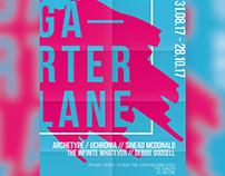 // Garter Lane // Major Project // Semester Two //