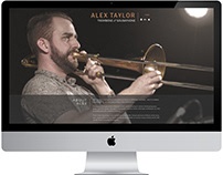 Alex Taylor Website